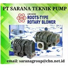 FU-TSU ROOTS TYPE ROTARY BLOWER PT SARANA TEKNIK 1