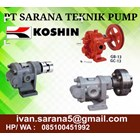 Pompa Gear Koshin 1