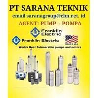 SUBMERSIBLE PUMPS AND MOTORS FRANKLIN ELECTRIC PT SARANA TEKNIK