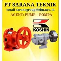 PT SARANA TEKNIK KOSHIN Gear Pump