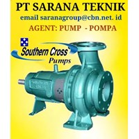 SOUTHERN CROSS CENTRIFUGAL Gear Pump PT SARANA TEKNIK