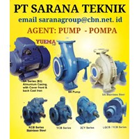 Gear Pump YUEMA CENTRIFUGAL PUMP PT SARANA POMPA