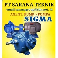 SIGMA Gear Pump INTERSIGMA ZPG  PUMP PT SARANA TEKNIK