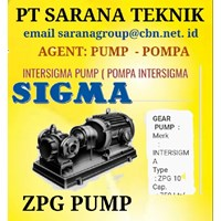 INTERSIGMA PUMP POMPA INTERSIGMA SIGMA