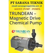 TRUNDEAN MAGNETIC DRIVE CHEMICAL PUMP POMPA