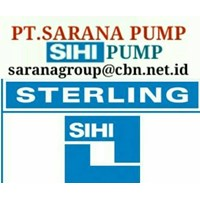 SIHI PUMP PT SARANA PUMP  FOR INDONESIA