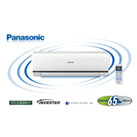 Dari AC Split Inverter Panasonic R32 0