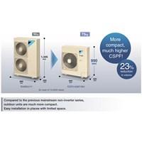 AC Cassette DAIKIN Inverter FCQ Series Murah 5