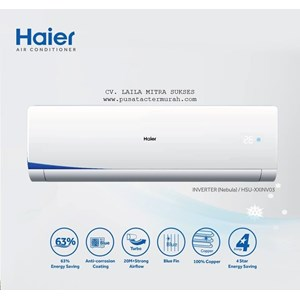 AC Split HAIER INVERTER TYPE HSU 10 INV 03