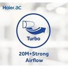 AC Split HAIER 2.5 PK INVERTER TYPE HSU 24 INV 03 7