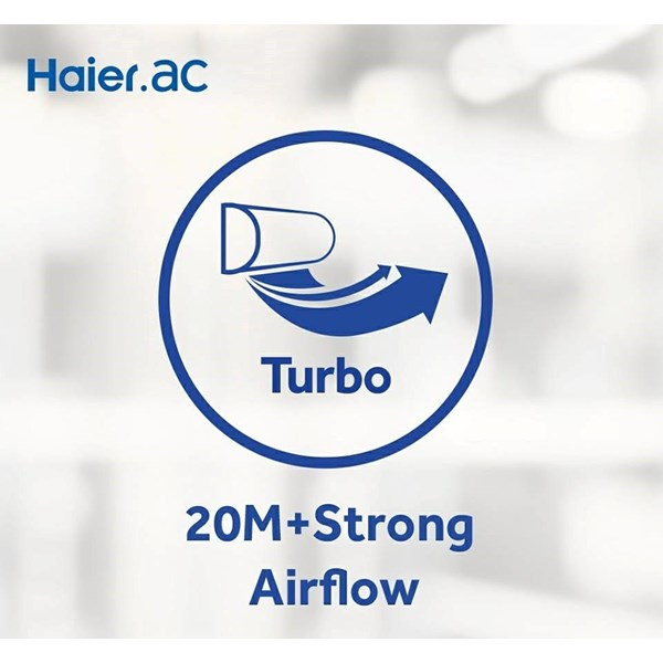 AC Split HAIER 2.5 PK INVERTER TYPE HSU 24 INV 03