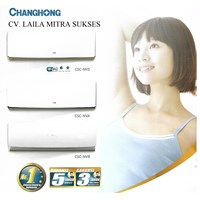 AC Split Wall CHANGHONG NVS NVA NVB Series 1
