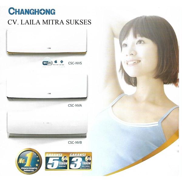 AC Split Wall CHANGHONG NVS NVA NVB Series
