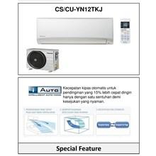 AC SPLIT 1.5 PK PANASONIC CS-YN12TKJ