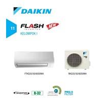 AC DAIKIN FLASH INVERTER FTKQ 60 SVM 4 + RKQ 60 SVM4 Cap. 2.5 PK
