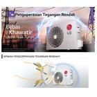 AC SPLIT WALL INVERTER LG T 06 EV4 Cap. 0.5 PK 1