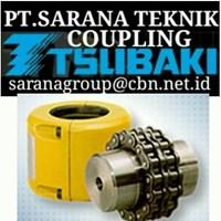 TSUBAKI COUPLING PT. SARANA CHAIN COUPLING CR 6018