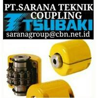 TSUBAKI COUPLING PT. SARANA CHAIN COUPLING CR 8018 CR 6018 6022