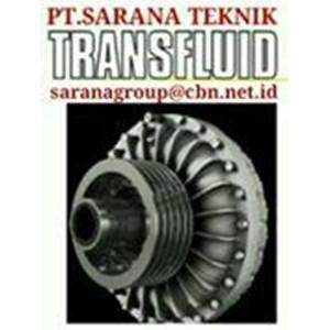 TRANSFLUID FLUID COUPLING PT. SARANA  COUPLING SERI K  KC  CK CR