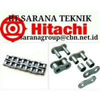 HITACHI ROLLER CHAIN PT SARANA TEKNIK HITACHI CHAIN ANSI BS and hitachi roller chain RS60
