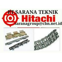HITACHI ROLLER CHAIN PT SARANA TEKNIK HITACHI CHAIN ANSI BS and hitachi roller chain AND CHAIN COUPLING HITACHI