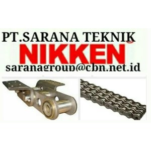 NIKKEN CONVEYOR CHAIN PT SARANA nikken conveyor chain for palm oil