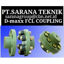 FCL COUPLING DMAXX DISTRIBUTOR PT SARANA TEKNIK EQUAL NBK IDD  FCL COUPLING FCL COUPLING