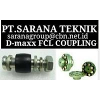 FCL COUPLING DMAXX DISTRIBUTOR PT SARANA TEKNIK EQUAL NBK IDD  FCL  COUPLING FCL COUPLINGS