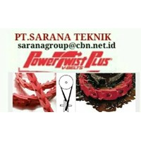 POWER TWIST BELT PT SARANA TEKNIK POWER TWIST BELT PLUS TYPE B C