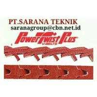 POWER TWIST BELT PT SARANA TEKNIK POWER TWIST BELT PLUS TYPE B C STOKIST JAKARTA