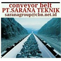 PT SARANA CONVEYOR BELT TYPE NN NYLON CONVEYORS BELT TYPE EP CONVEYOR BELT OIL RESISTANT CONVEYOR BELT HEAT RESISTANT FOR PALM OIL
