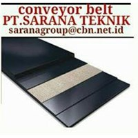 PT SARANA CONVEYOR BELT TYPE NN CONVEYORS BELT TYPE EP CONVEYOR BELT OIL RESISTANT CONVEYOR BELT HEAT RESISTANT FOR PALM OIL