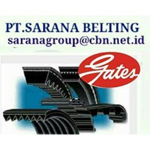 GATES V BELT TIMING BELT HTD BELT PT SARANA BELTING