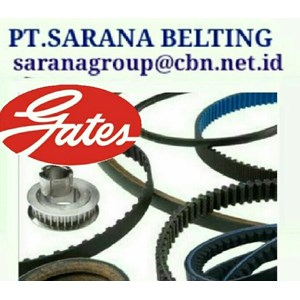 GATES V BELT TIMING BELT HTD BELT PT SARANA BELTING GATES DRIVE
