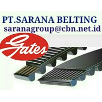 GATES V BELT TIMING BELT HTD BELT PT SARANA BELTING HTD GT2 1