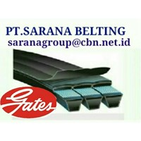 Jual GATES V BELT TIMING BELT HTD BELT PT SARANA BELTING HTD GT2 2