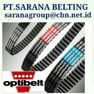 OPTIBELT BELT TIMING BELT OMEGA PT SARANA BELTING OPTIBELT DRIVES BELT