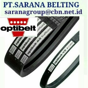 OPTIBELT BELT TIMING BELT OMEGA PT SARANA BELTING OPTIBELT DRIVES BELT GERMAN