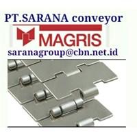 Jual MAGRIS TABLETOP CHAIN PT SARANA CONVEYOR MAGRIS THERMOPLASTIC & STEEL - INDONESIA JAKARTA 2
