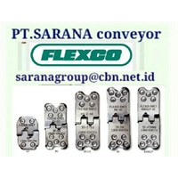 FLEXCO BELT FASTENER ALLIGATOR FOR CONVEYOR BELT PT SARANA CONVEYOR BELT 1