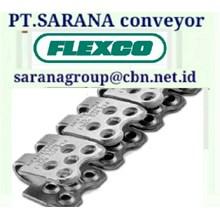 FLEXCO BELT FASTENER ALLIGATOR FOR CONVEYOR BELT PT SARANA CONVEYOR BELTS FLEXCO