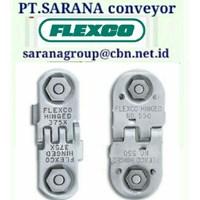 FLEXCO BELT FASTENER ALLIGATOR FOR CONVEYOR BELT PT SARANA CONVEYOR BELTS FLEXCO FASTERNER 1