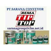 REMA TIP TOP PLASTIC CEMENT ADHESIVE SC 2000  PT SARANA CONVEYOR 1