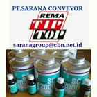 REMA TIP TOP PLASTIC CEMENT ADHESIVE SC 2000  PT SARANA CONVEYORS 1