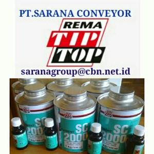 REMA TIP TOP PLASTIC CEMENT ADHESIVE SC 2000  PT SARANA CONVEYORS