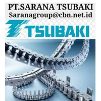 DISTRIBUTOR TSUBAKI CHAIN CONVEYOR PT SARANA
