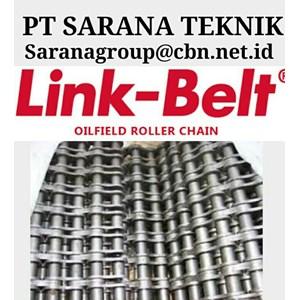 LINKBELT ROLLER CHAIN  PT SARANA REXNORD CHAINS