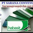 HABASIT CONVEYORs BELT PT SARANA BELTs PVC 2