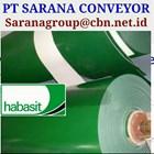 HABASIT CONVEYORs BELT PT SARANA BELTs PVC 1