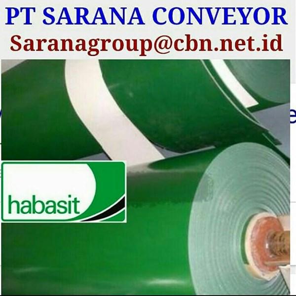 HABASIT CONVEYORs BELT PT SARANA BELTs PVC